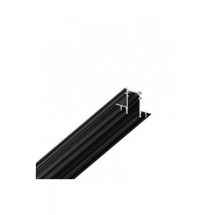 LTX 06.R300.BK Трек вбуд. IN_LINE TRACK R 3000,L3000mm, W30mm, H54mm, чорний (магнітний)