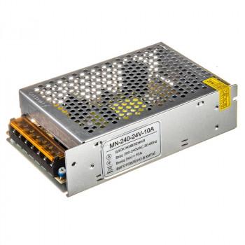 Блок живлення MN-240-24, 24V, 10A, 1013386