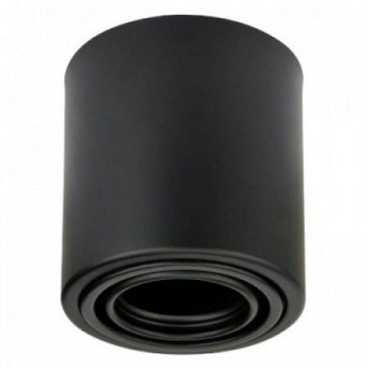 Світильний світлодіодний накладний Horoz FREZYA-R MR16 чорний круг