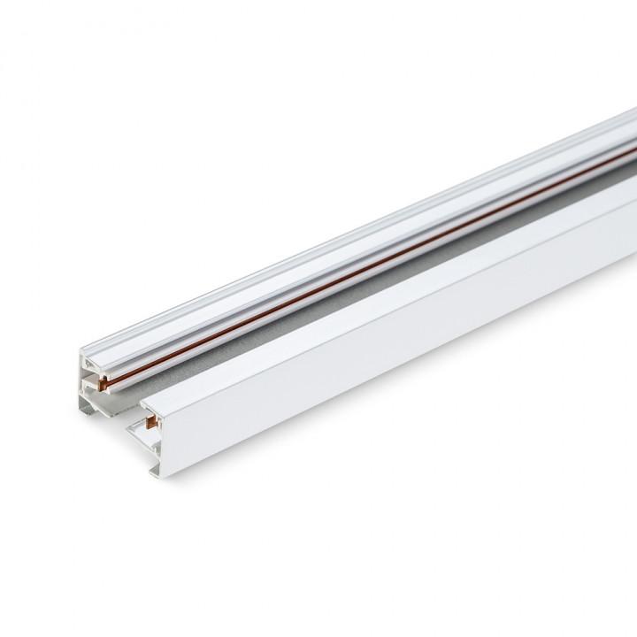 Рейка для трекових світильників (шинопровід) VIDEX 2м БІЛИЙ  VL-TRF002-W (299464)