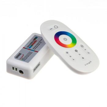 Контролер RGB №75 18A-RF-8 кнопок, сенсорний пульт, 1009718