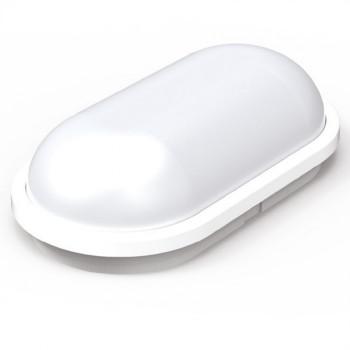 Світильний світлодіодний Horoz Айдос 20W 6400K біл.овал IP65 400.002.126