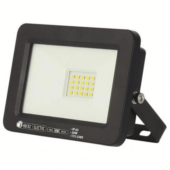 Прожектор світлодіодний Horoz Aslan-20W 6400K ІР65