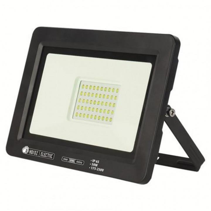 Прожектор світлодіодний Horoz Aslan-50W 6400K ІР65