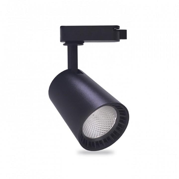 Світильник світлодіодний трековий Feron AL100 COB 12W 960Lm 4000K IP40, БІЛИЙ