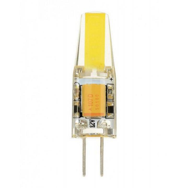 Лампа світлодіодна Biom G4 3.5W 12V 2800K
