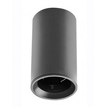Світильник світлодіодний GTV SENSA MINI, під GU10 max.50W,IP20 чорний, круг 64x115