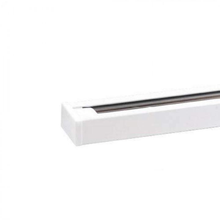 Рейка для світильників Horoz Lighting Track 1 м біла, 097-001-0001