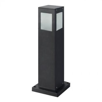 Світильник садово-парковий Horoz,  KAVAK/SQ-4, Чорний,IP44  E27, 075-015-0004