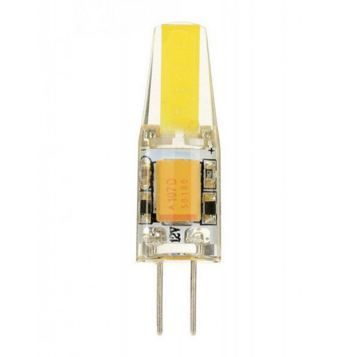 Лампа світлодіодна Biom G4 3.5W 220V 4500K