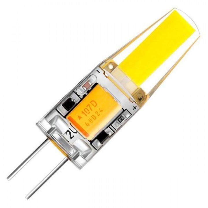 Лампа світлодіодна Biom G4 3.5W 12V 4500K