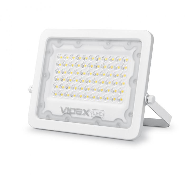 Прожектор світлодіодний VIDEX 50W 5000K 5000Lm IP65 220V білий  VL-F2E-505W  (480390)