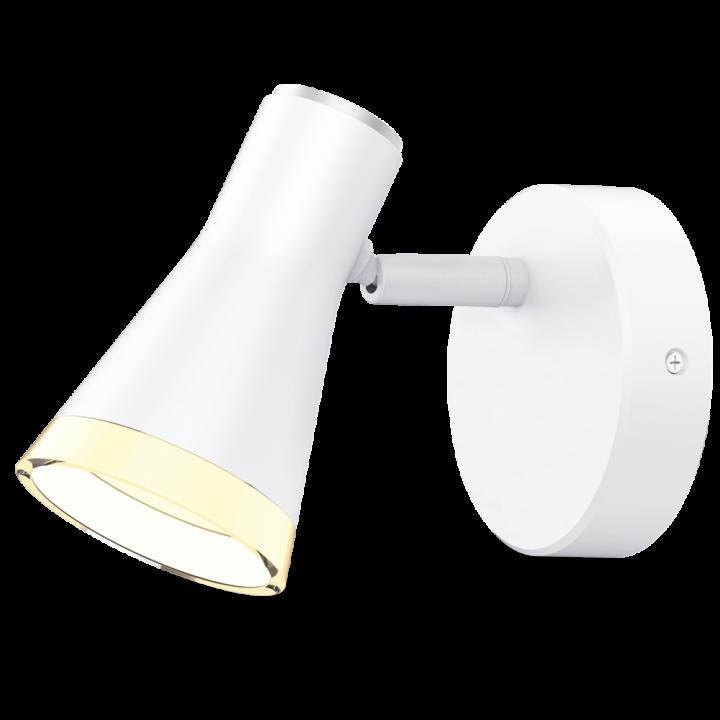 Світильник спотовий MSL-02C 4W 4100K white