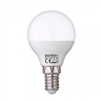 Лампа світлодіодна Horoz Elite-6 D45 6W E14 6400К