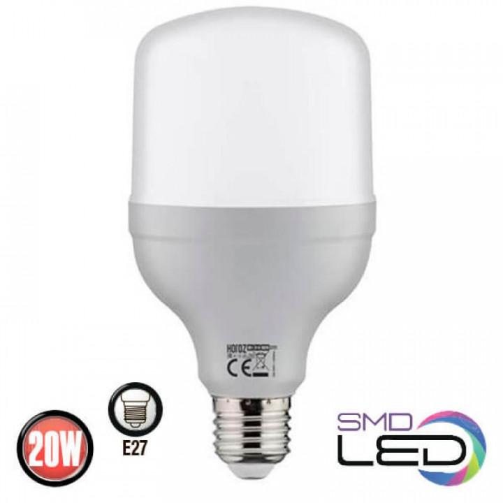 Лампа світлодіодна Horoz Torch-20 20W E27 6400K