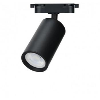 Світильник трековий MR16, GU10, 220-240V, BASEL,чорний, 115-003-0001-020