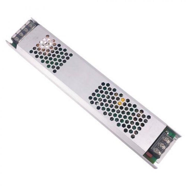 Блок живлення  BIOM Professional DC12 300W, BPU-301, 25А slim