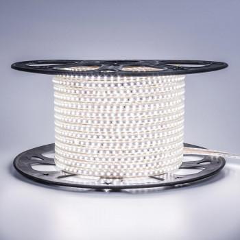 #10-W, Стрічка світлодіодна AVT 2835W120, 4W/m, 5mm, 220V, IP68, 1017816