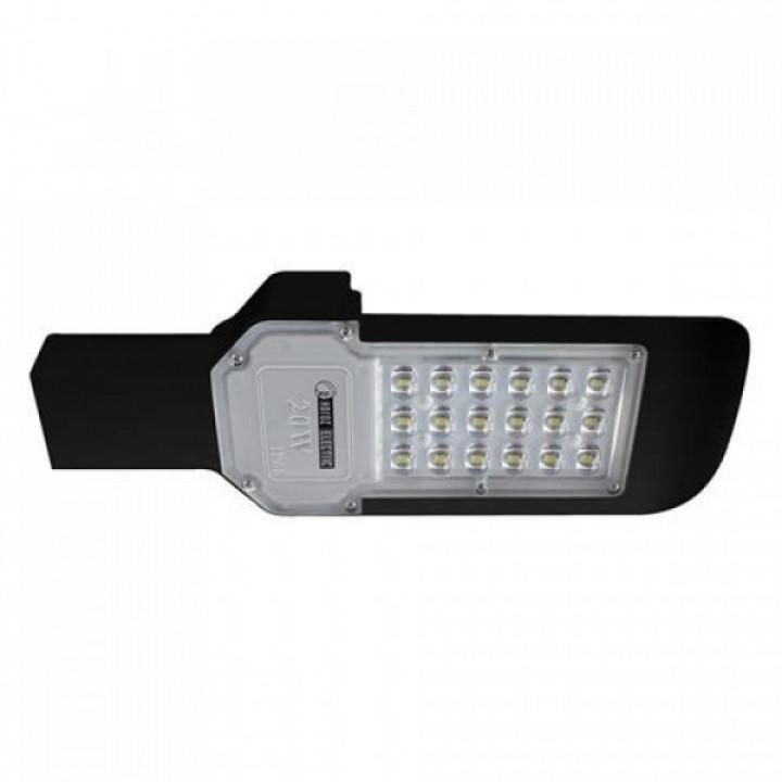 Світильник вуличний Horoz Orlando-50 50W ЧОРН. 4953Lm 4200K