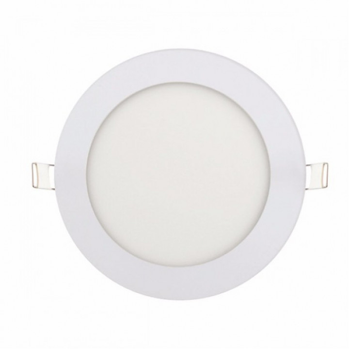 Світильник врізний Horoz Slim-9 9W 6400К d-150мм 540Lm