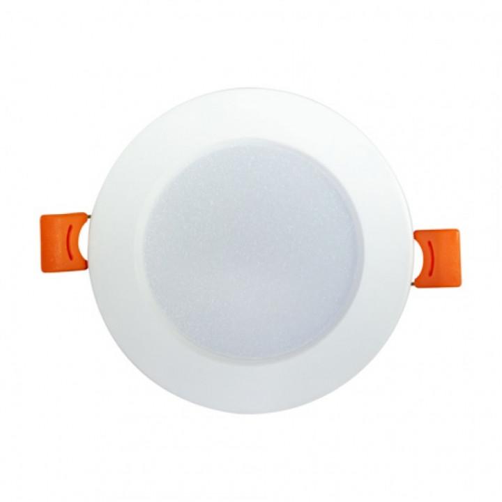 Світильник врізний Horoz Alexa-12W, 7000К d-120мм 900Lm, 016-048-0012