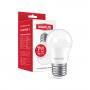 Лампа світлодіодна Maxus G45 F 7W 3000K 220V E27