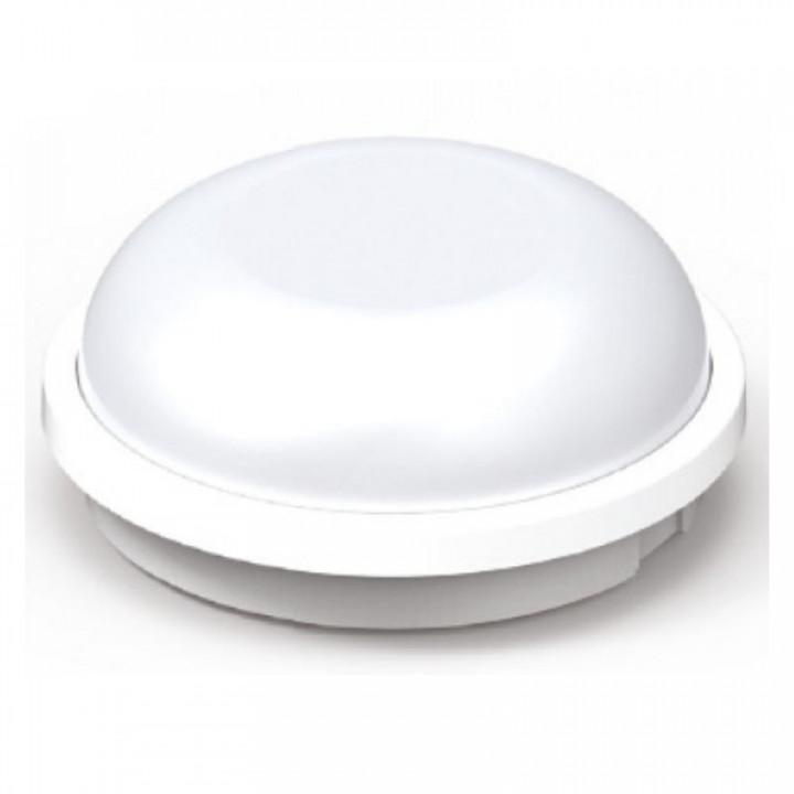 Світильник світлодіодний Horoz Артос 20W 4200K біл. круг IP65 400.002.128