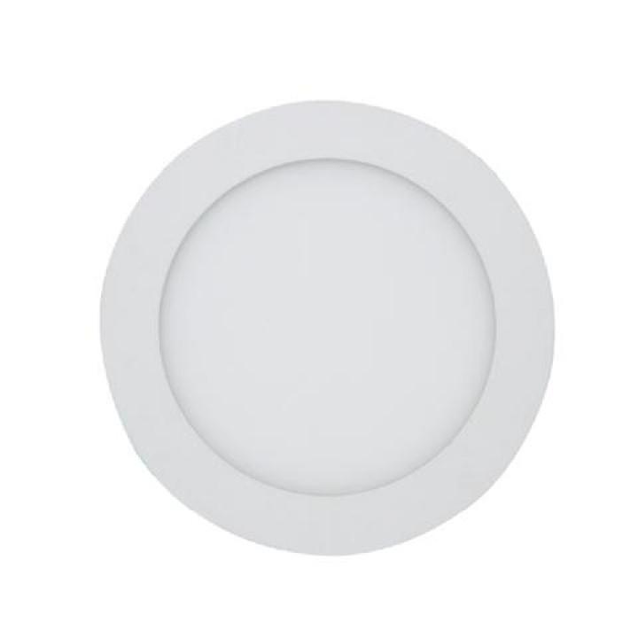 Світильний світлодіодний накладний Horoz Carolina-12 HL640L 12W 4200K біл. d-180мм 840Lm