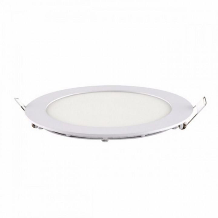 Світильник врізний Horoz Slim-12 12W 4200К d-170мм 660Lm