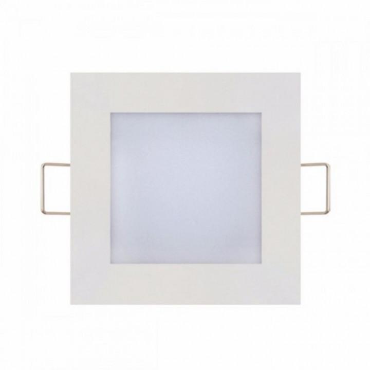 Світильник врізний Horoz Slim/Sq-3 3W 4200К 90*90мм 110Lm