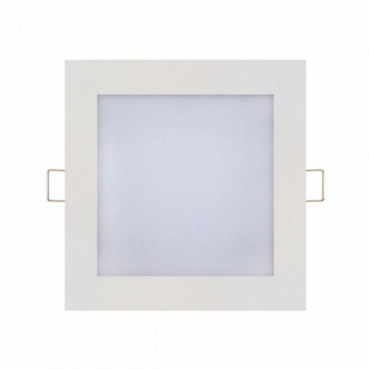 Світильник врізний Horoz Slim/Sq-9 9W 4200К 150*150мм 540Lm