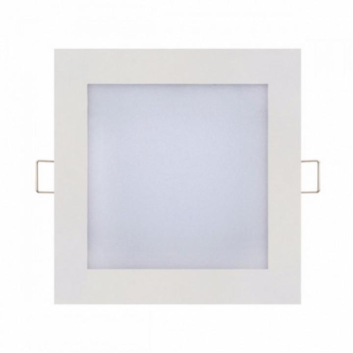 Світильник врізний Horoz Slim/Sq-12 12W 4200К 170*170мм 660Lm