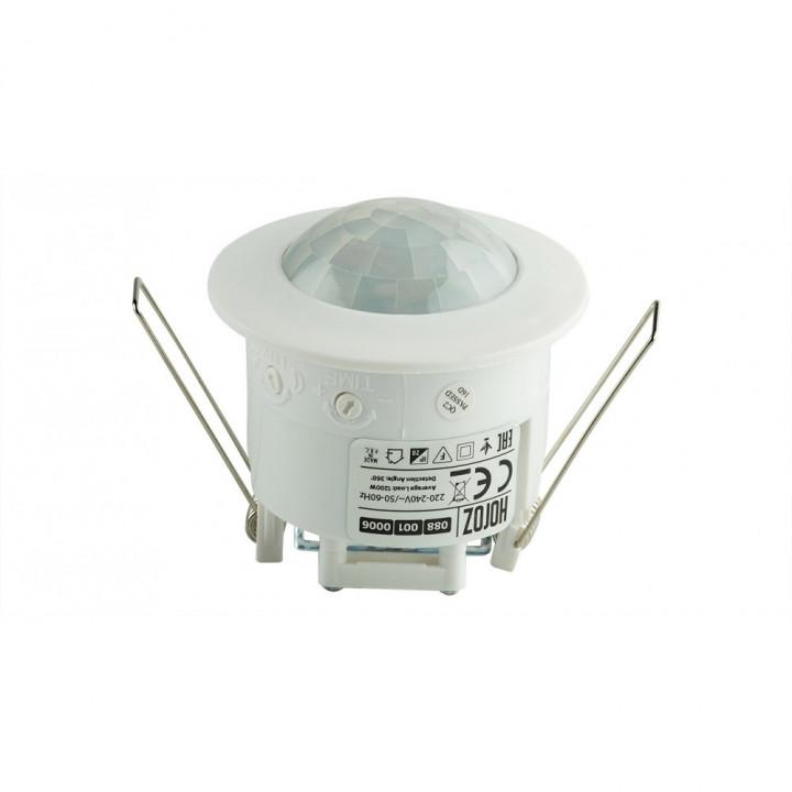 Датчик руху Horoz Corsa HL485 білий