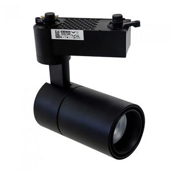 Світильник світлодіодний трековий Horoz Atlanta-10  10W чорний 4200K