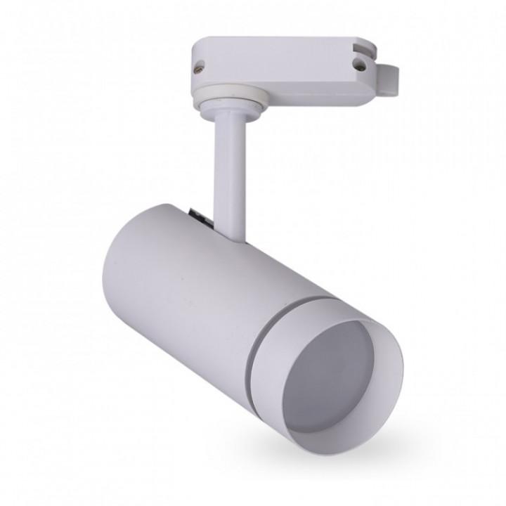 Світильник світлодіодний трековий Feron 10W AL106 850Lm 4000K білий IP40