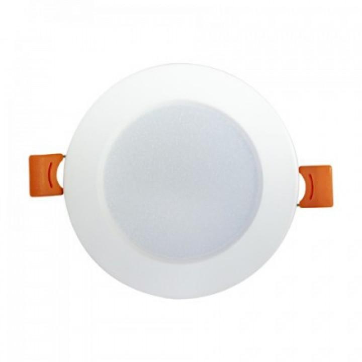 Світильник врізний Horoz Alexa-8 8W 4200К d-98мм 600Lm