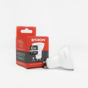 Лампа ETRON Light Power 1-ELP-068 MR16 6W 4200K 220V GU10