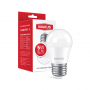 Лампа світлодіодна Maxus G45  5W 3000K 220V E27 1-LED-741