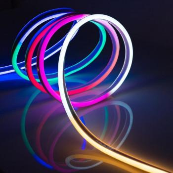 Стрічка світлодіодна JL NEON 5050-60 RGB 220V IP68