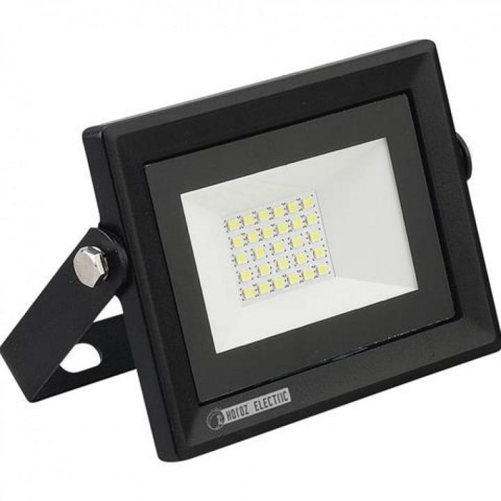 Прожектор світлодіодний Horoz Pars-20 20w 6400K ІР65