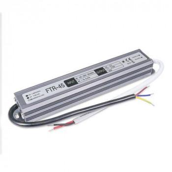 Блок живлення герметичний ОЕМ DC12 45W 3.75А IP67