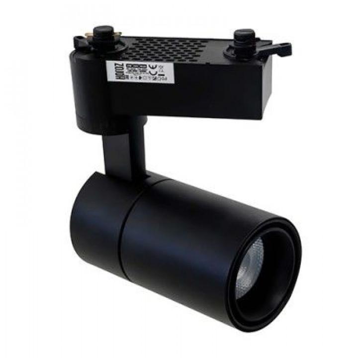Світильник світлодіодний трековий Horoz Atlanta-30  30W чорний 4200K