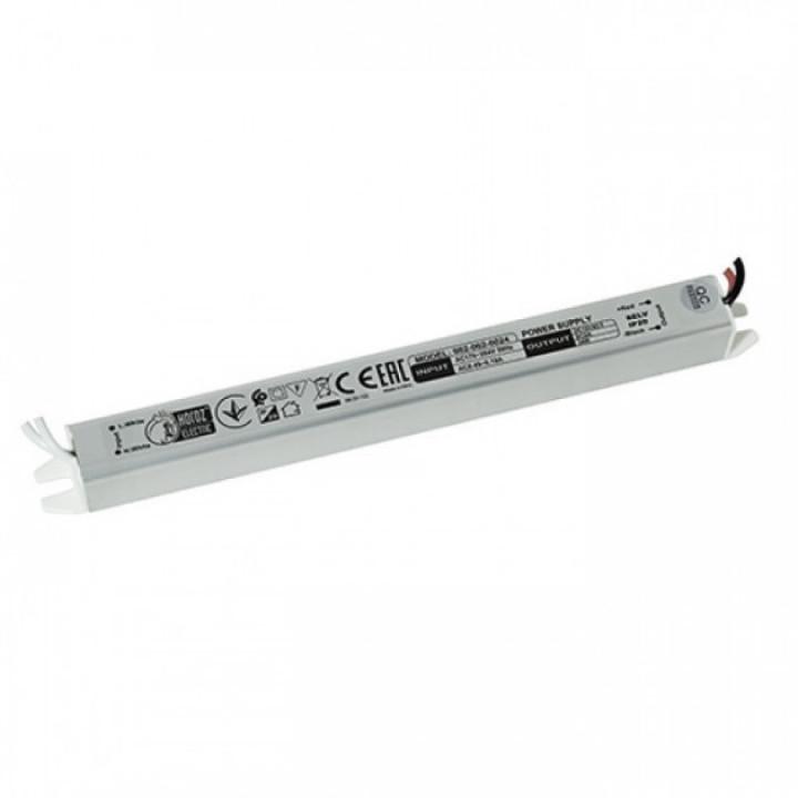 Блок живлення Horoz VIPA-24 SLIM LED DRIVER 12V 24W 2А IP20, 082-002-0024-010