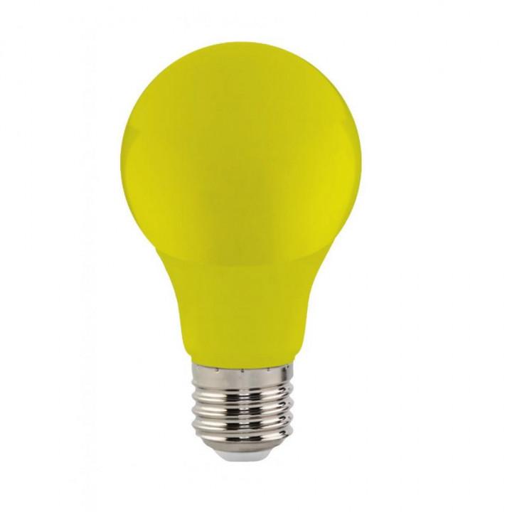 Лампа світлодіодна Horoz Spectra 3W E27 жовта