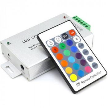 Контролер Biom RGB 24A RF, 24 кнопки