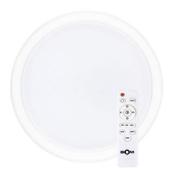 Світильник світлодіодний Biom SMART SML-R06-50 3000-6000K 50W+пульт