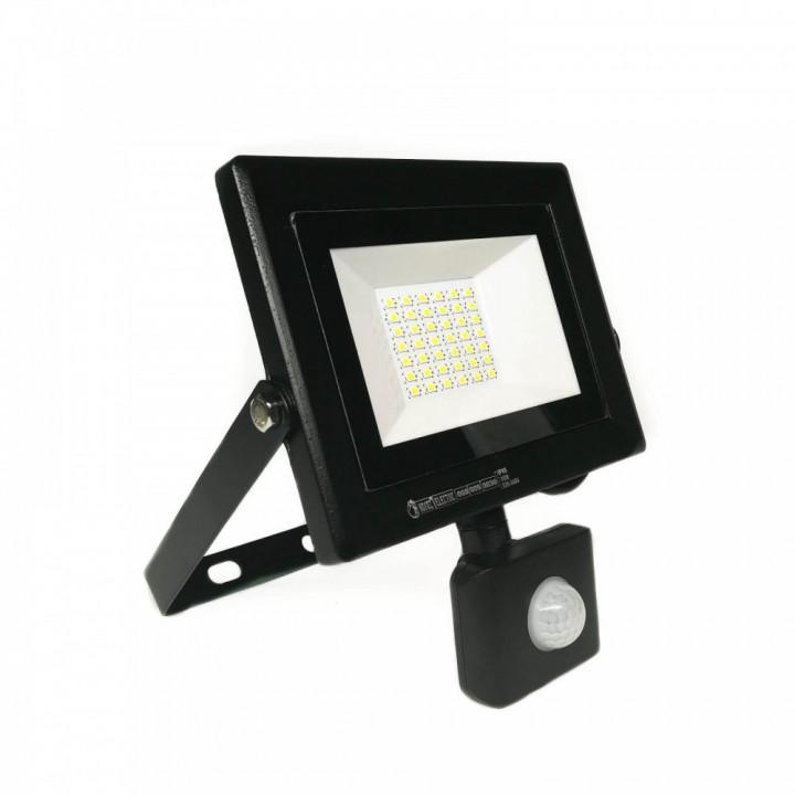 Прожектор світлодіодний Horoz Pars / S-30 30W 6400K ІР65 д/р
