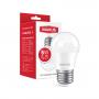Лампа світлодіодна Maxus G45  5W 4100K 220V E27 1-LED-742
