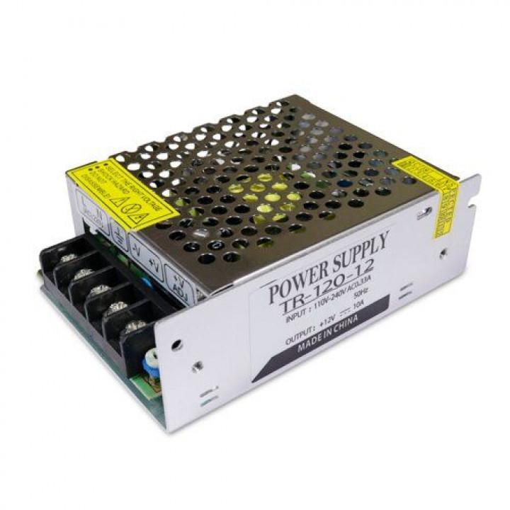 Блок живлення Biom TR-120-12, 12V, 10A