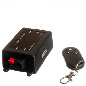 Димер №49 1-канальний 8А-RF-3 кнопки  1009600